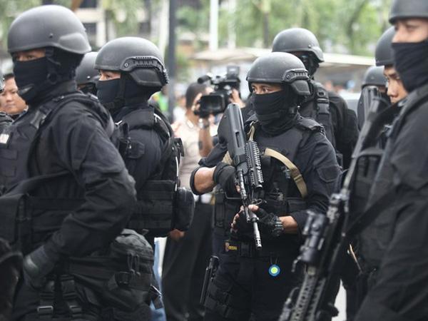 Polisi Tangkap Lima Orang Terduga Teroris di Wilayah Bekasi