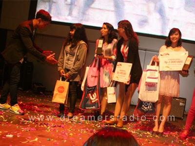 Inilah Para Juara Dreamers Festival Talent Competition