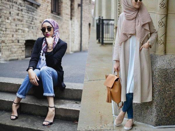 Inspirasi 5 Padu-padan Celana Jeans untuk Hijabers Agar Tampil Fashionable!