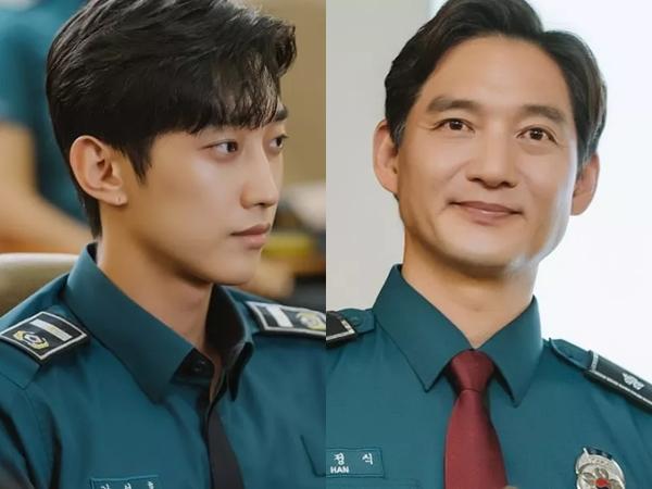 Jinyoung Berikan Tatapan Dingin Pada Yoo Tae Woong di Episode Terbaru 'Police University'