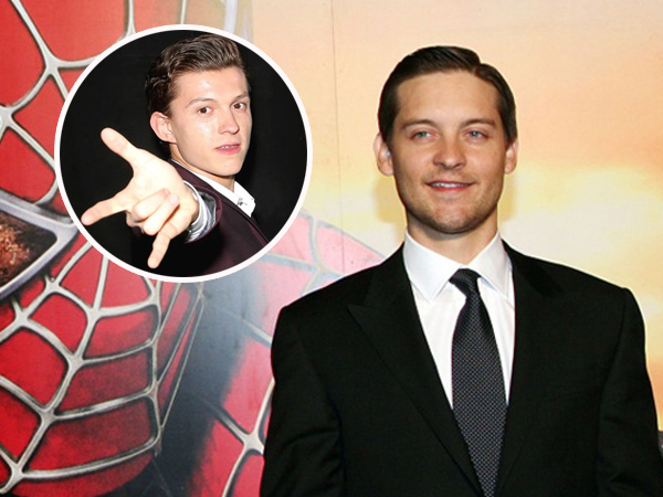 Unggah Video Fan-Made, Ini Reaksi Kocak Tobey Maguire Soal Spider-Man Baru Tom Holland