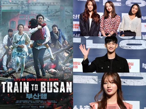 TWICE, Suzy, Hingga Kim Soo Hyun, Premier VIP Film 'Train to Busan' Bak Ajang Penghargaan!