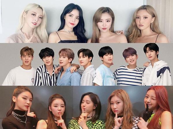 Inilah Deretan Idola K-Pop yang Jadi Pengisi Acara '2019 V Live Awards V Heartbeat'
