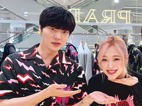 Dikenal Bersahabat, Ahn Jae Hyun Tidak Percaya Sulli Telah Meninggal Dunia