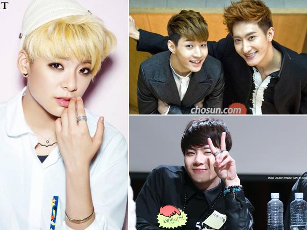 Amber f(x) Beberkan Sifat Asli Henry & Zhoumi Super Junior-M dan Jackson GOT7!