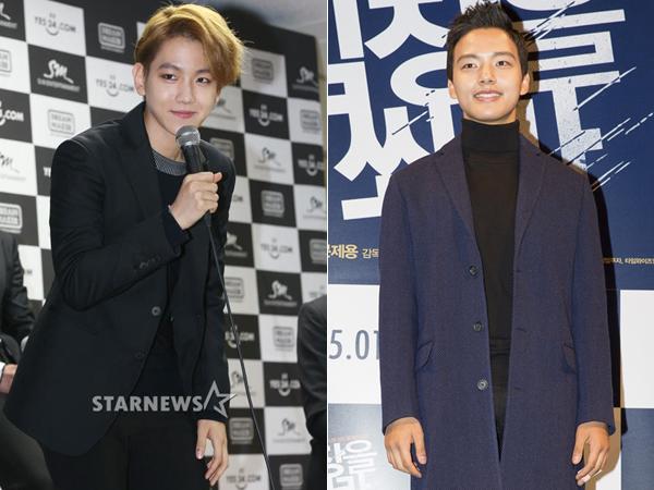 Baekhyun EXO Dikonfirmasi Debut Film Bersama Aktor Yeo Jin Goo