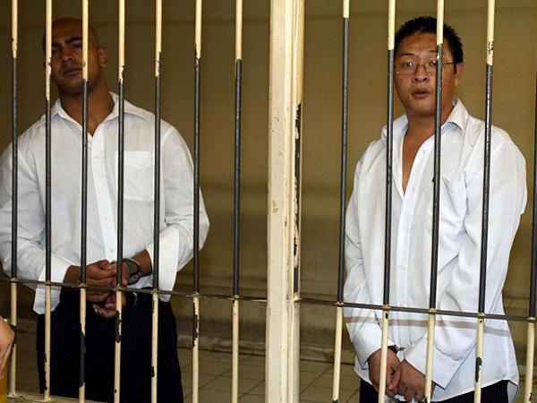 Duo Bali Nine Pesan Ayam KFC Sebagai Makanan Terakhir Sebelum Dieksekusi