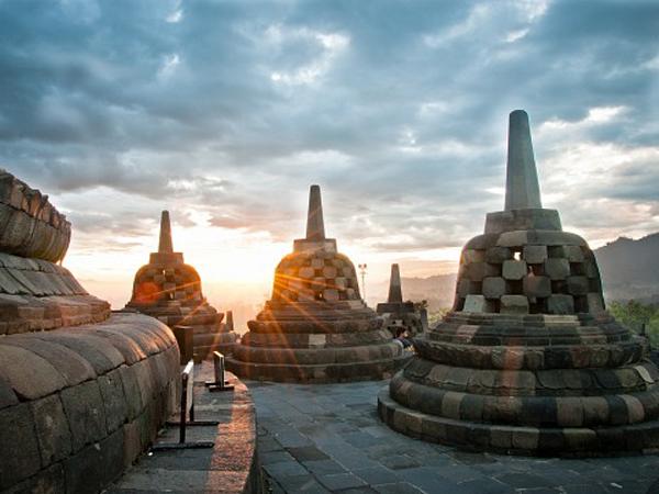 Dibawa Ke London 'Indonesia Weekend', Candi Borobudur Akan Terbuat dari Material Unik Ini