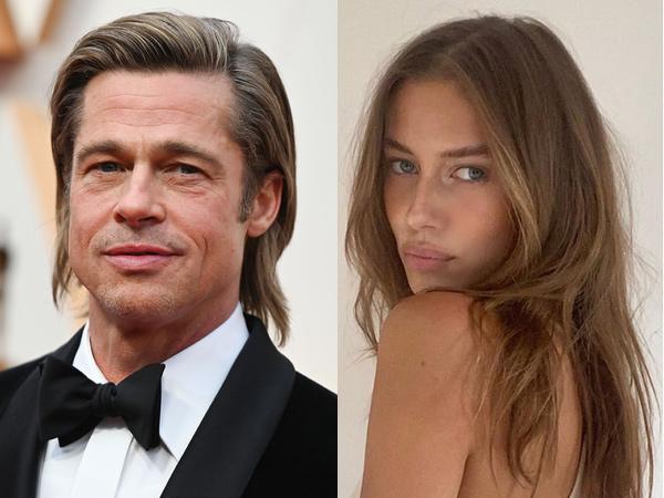 Brad Pitt Dirumorkan Kencani Model Nicole Poturalski