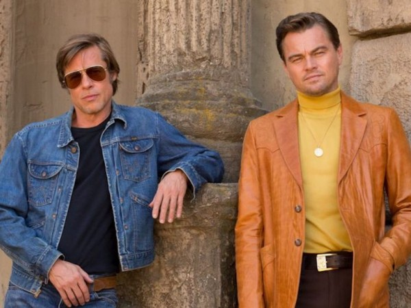 Balik Ke Dunia Akting, Brad Pitt Jadi Stuntman Leonardo DiCaprio di 'Once Upon A Time In Hollywood'