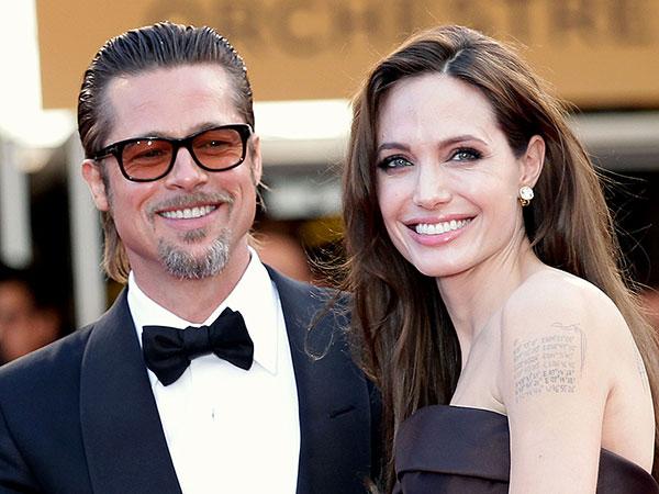 Angelina Jolie Resmi Ubah Nama Profesionalnya Jadi Angelina Jolie Pitt?