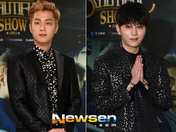 Ikuti Jejak Kikwang, Doojoon dan Junhyung BEAST Bakal Ikut Juga di  'Law of The Jungle?