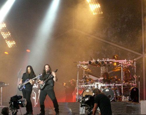 April  2012, Dream Theater Bakal Konser di Jakarta