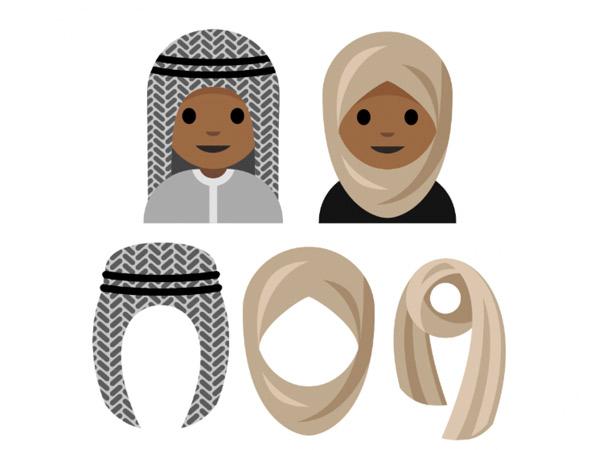 Wanita Berhijab dan Puluhan Emoji Lainnya Siap Dirilis 2017 Mendatang