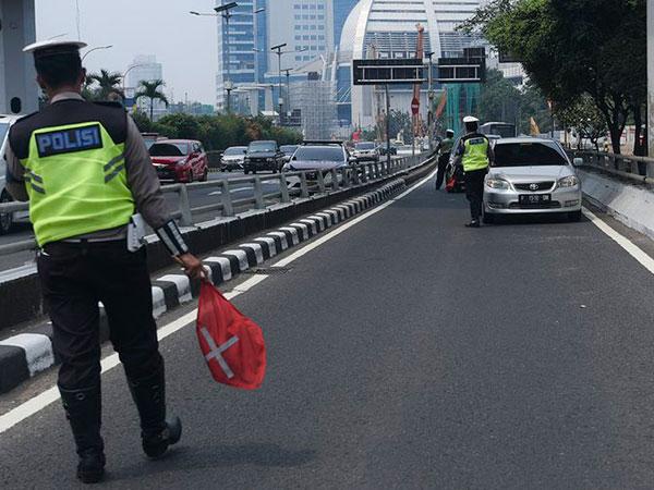 Ayo Catat Puluhan Exit Tol yang Akan Kena Pelebaran Rute Ganjil Genap