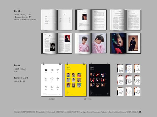 Makin Dekati Perilisan, EXO Ungkap Daftar Lagu, Isi, dan Sampul Album Terbarunya!