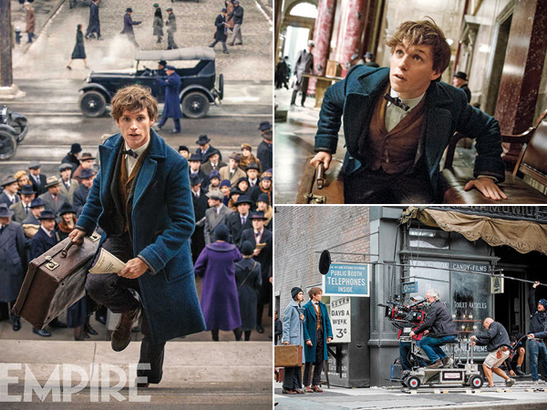 Persembahan Spesial Untuk Fans 'Harry Potter', Behind The Scene 'Fantastic Beast' Resmi Dirilis!