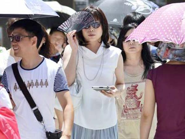 Gelombang Panas Landa Jepang, Empat Tewas
