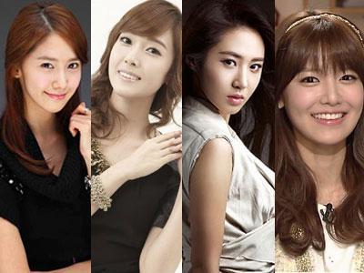 Inilah Member SNSD Yang Bermain Drama Korea, Mana Favoritmu?