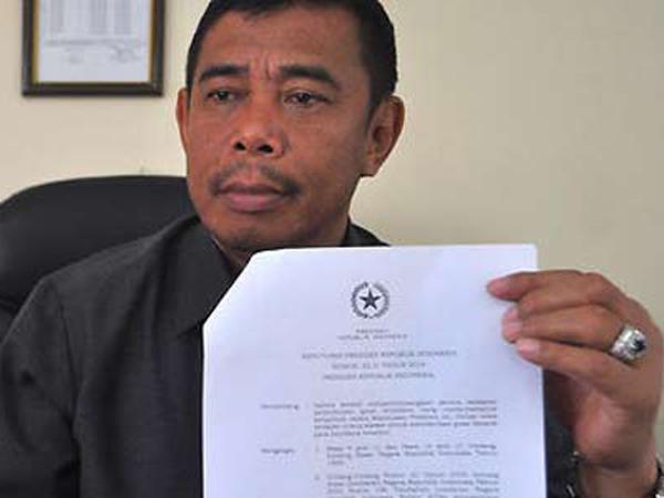 Lagi, Presiden Jokowi Tolak Grasi Hukuman Mati Warga Negara Australia