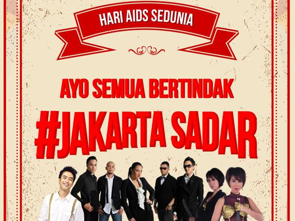 Yuk, Bertindak Melawan HIV & AIDS Melalui Gerakan #JakartaSadar
