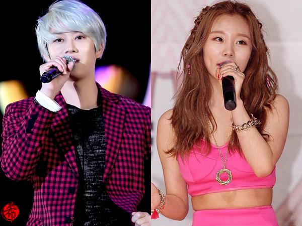 Idola K-Pop Wanita yang akan Rilis Lagu Duet Bareng Heechul Super Junior Terungkap!