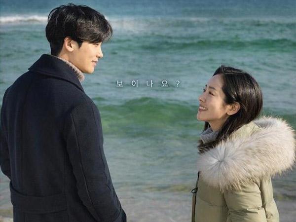 Potret Romantis Pertemuan Hyungsik dan Han Ji Min di Trailer Perdana Film 'Two Lights'