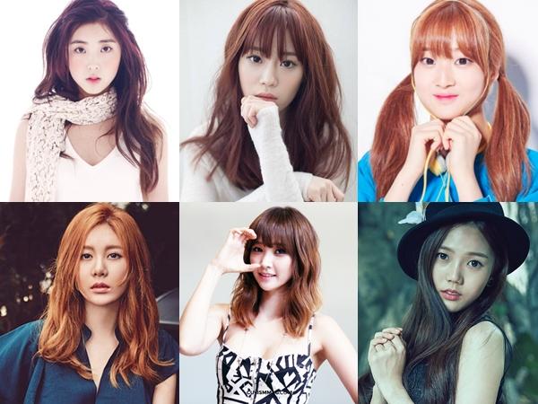 6 Member Girl Group Ini Siap Bintangi Variety Baru Produksi Perusahaan Jasa Telepon