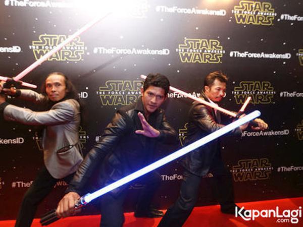 Main di 'Star Wars', Iko Uwais CS Beberkan Ketatnya Proses Syuting