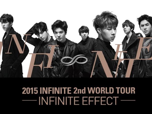 Lima Alasan Kamu Wajib Nonton Konser 'Infinite Effect' Infinite di Jakarta!