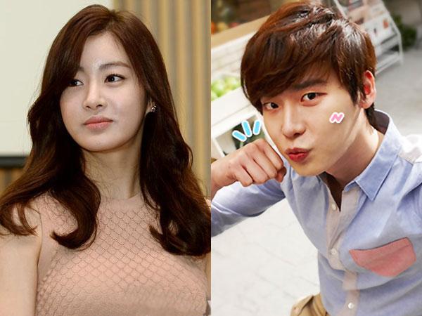 Kang Sora Tak Tahan Dengan Keimutan Lee Jong Suk Saat Syuting?