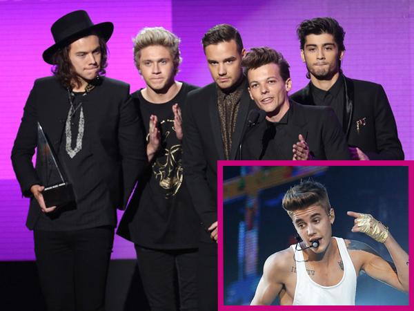 Mendengarkan Lagu Justin Bieber dan One Direction Bisa Membuat Kita Jadi Pelit?