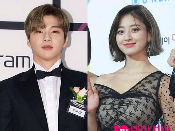 Kang Daniel dan Jihyo TWICE Dikabarkan Putus
