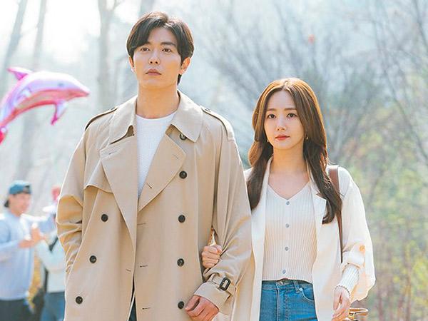 Kim Jae Wook dan Park Min Young Bertahan Jadi Bintang Korea Paling Banyak Diperbincangkan