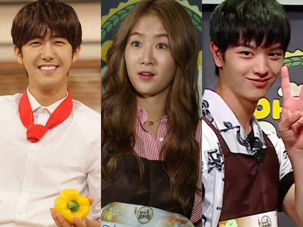 Pertama Diadakan, Siapa Pemenang 'Idol Chef King' Tahun Ini?