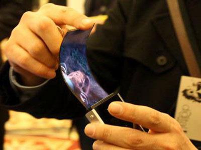 Apple Pun Garap Layar Fleksibel