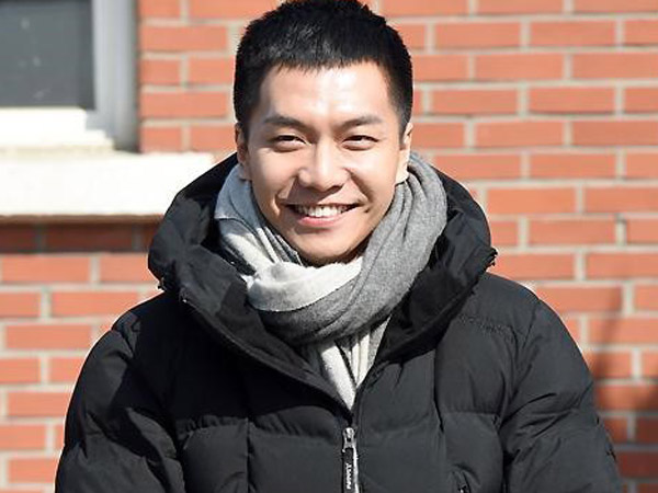 Pergi Dengan Terbuka, Lee Seung Gi Ceritakan Kesannya Sebelum Wamil