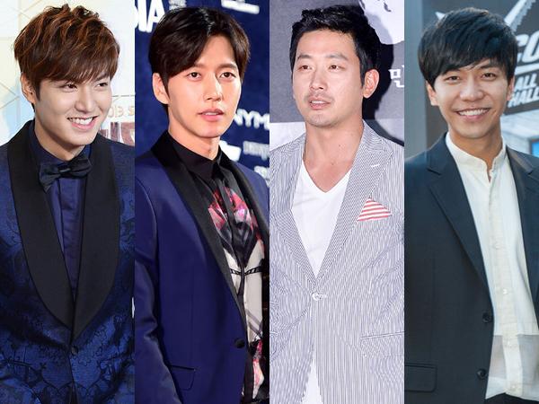 Siapa Sih Aktor yang Paling Diinginkan Untuk Menyaksikan Matahari Terbit Pertama di 2015?