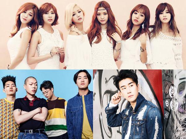 Setelah Big Bang, Ini Dia Idola K-Pop Lainnya yang Dikonfirmasi Hadir di 'Melon Music Awards 2015'!