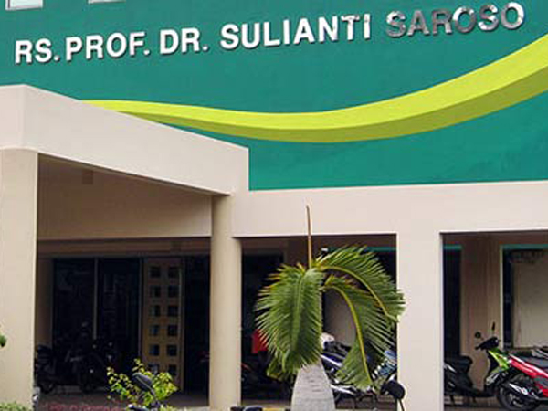 RSPI Sulianti Saroso Rawat Pasien Suspect MERS
