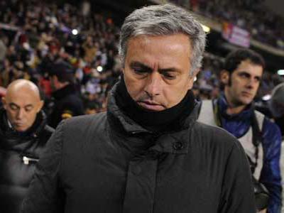 Espanyol tahan Imbang, Mourinho Lempar Handuk