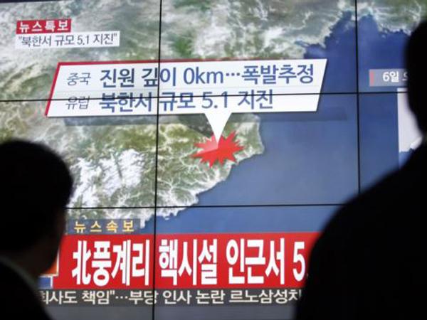 Alami Gempa, Korea Utara Dicurigai Siap Perang Dengan Uji Coba Nuklir