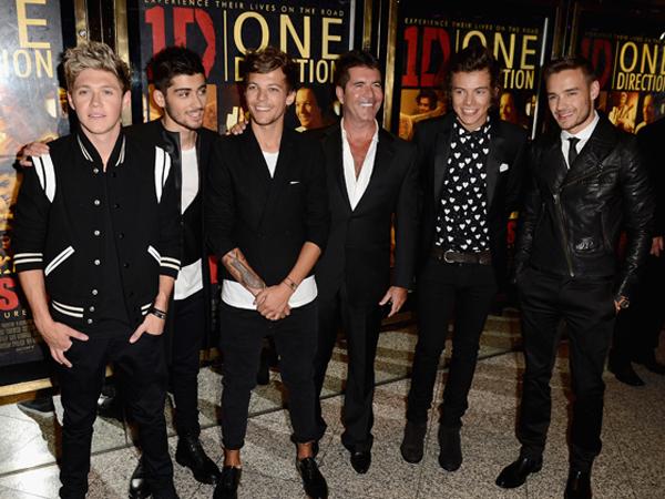 Simon Cowell Siapkan Saingan One Direction dari Amerika Latin!