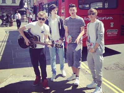 Overload, Boyband Baru Saingan One Direction dan The Wanted!