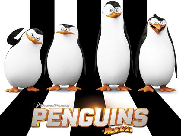 'The Penguins of Madagascar' : Uji Kekompakan Para Penguin!