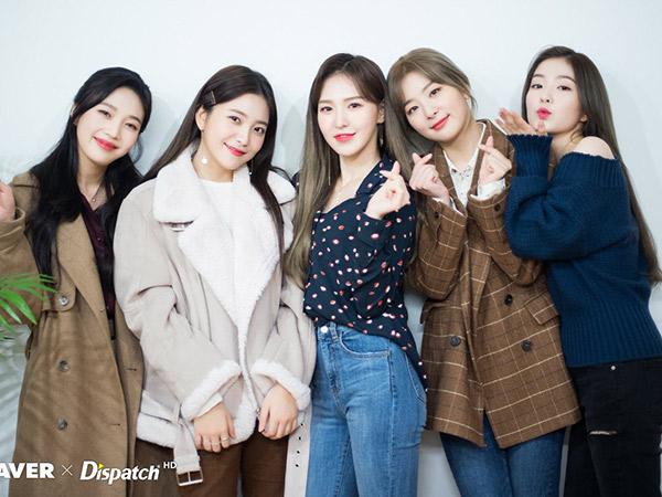Begini Reaksi Member Red Velvet Soal Debut Sub Unit Irene dan Seulgi