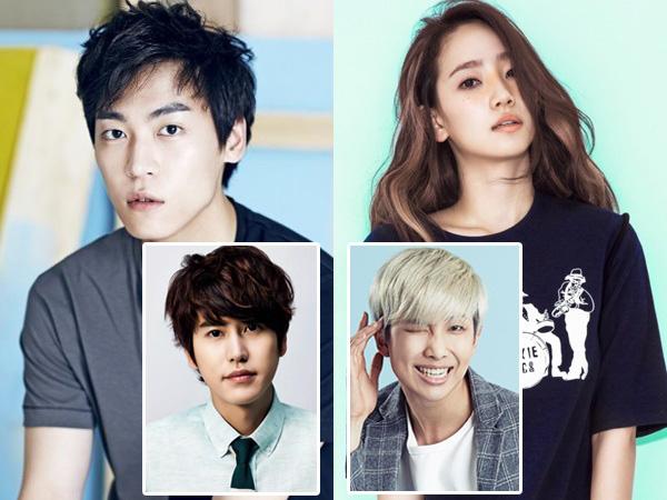 Selain Yenny dan John Park, Rap Monster dan Kyuhyun Juga Bakal Adu Kecerdasan di 'Running Man'