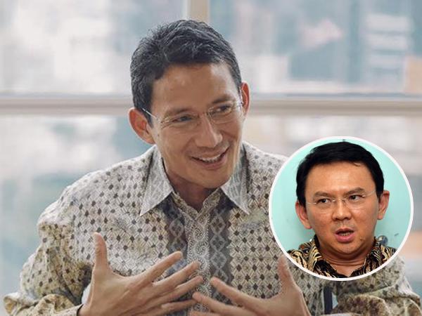 Ini Alasan Prabowo Pilih Sandiaga Uno Sebagai Lawan Ahok di Pilgub DKI