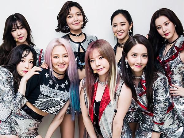 SNSD Formasi Lengkap Jadi Bintang Tamu 'You Quiz On The Block'
