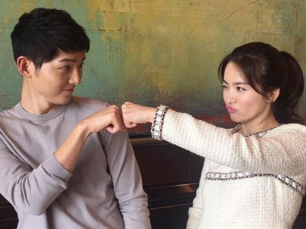 Ikut 'Tren' di Kalangan Seleb, Song Joong Ki dan Song Hye Kyo Akan Bintangi Reality Show Usai Nikah?